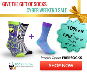 sock panda coupon