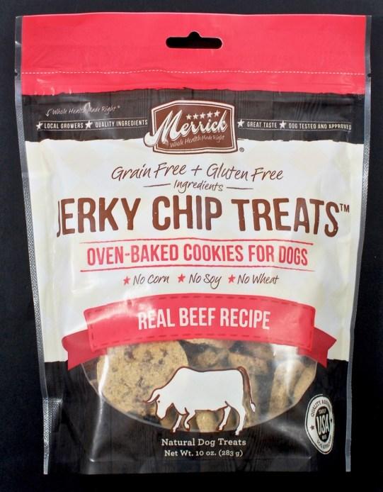 Jerky Chip Treats