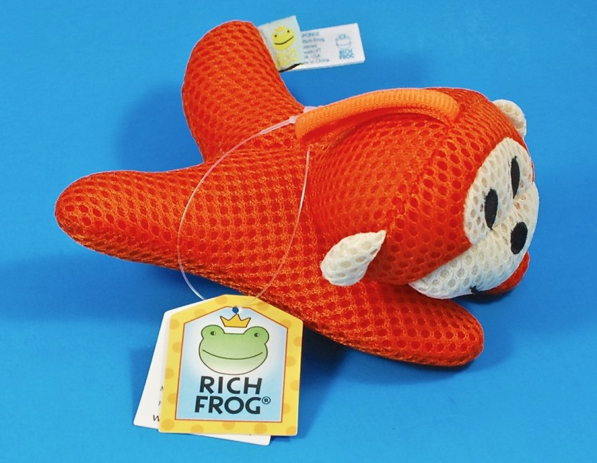 Rich Frog monkey