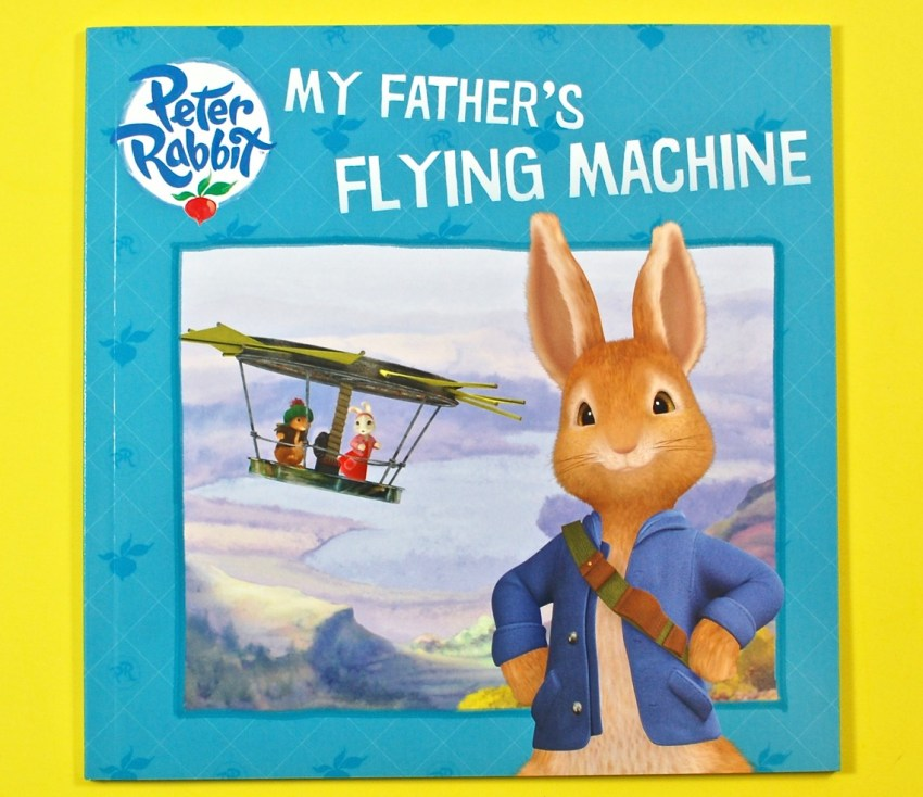 Peter Rabbit Flying Machine