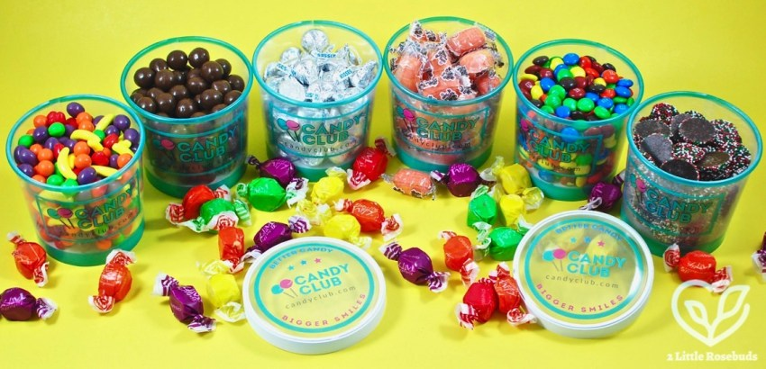 Candy Club 50% off first month