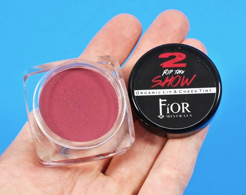 Fior 2 for the Show lip & cheek
