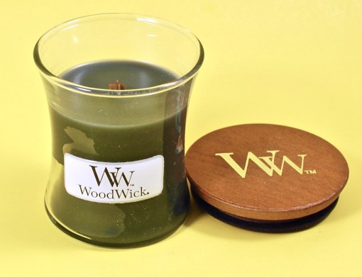 Woodwick candle