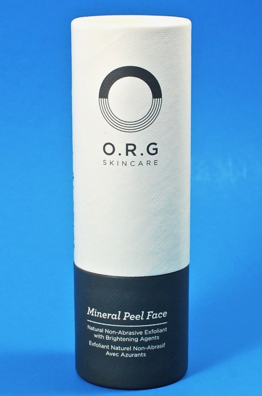 O.R.G. mineral peel