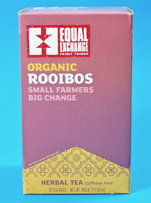 Equal Exchange tea