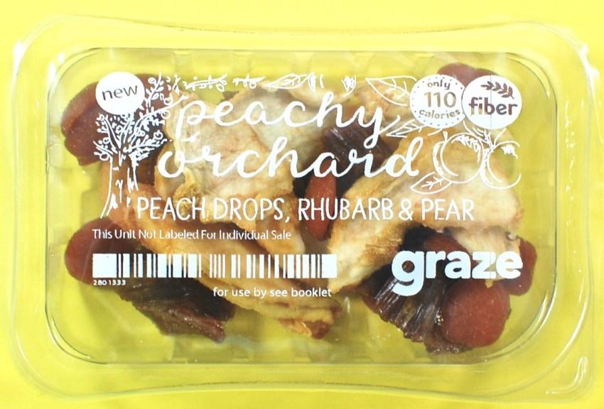 peachy orchard graze