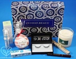 Indigo Beaux December 2016 Luxury Beauty Box Review