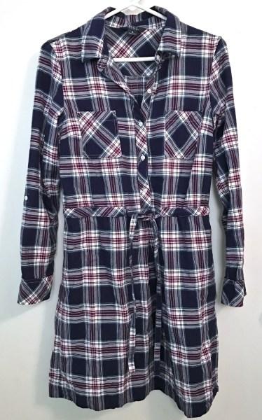 Hayes Shirt Dress Le Tote