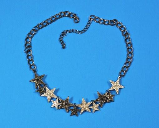 camilla star necklace