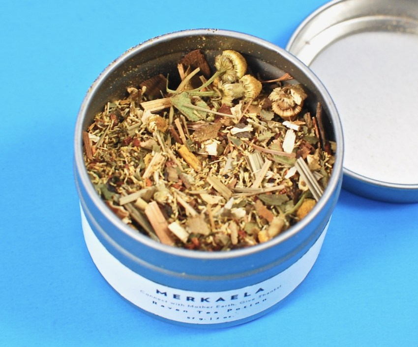 Raven Tea Potion