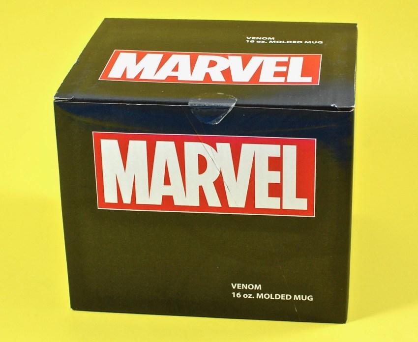 Marvel mug