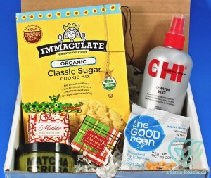 Pampered Mommy Box December 2016 Review & End to Subscription Service