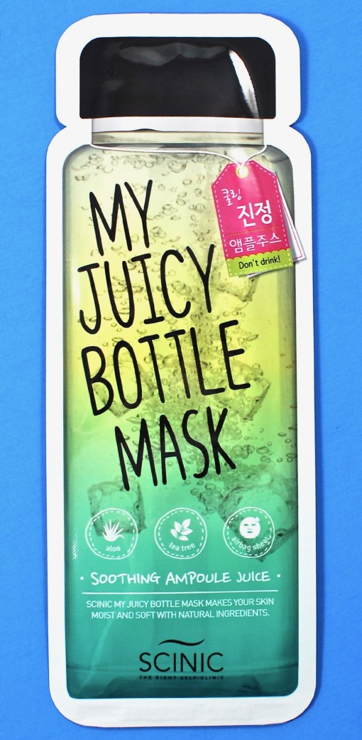 My Juicy Bottle Mask