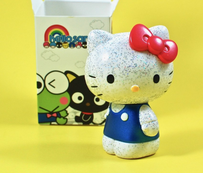 Loot Crate Hello Kitty figure