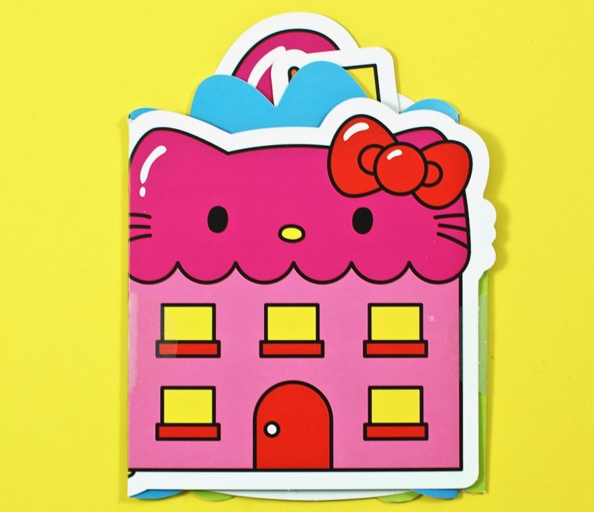 December 2016 Sanrio crate review