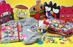 December 2016 Sanrio Small Gift Crate review