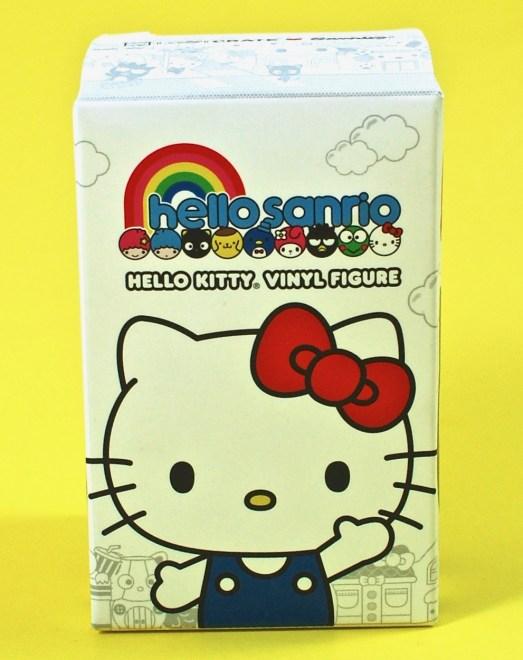 Hello Kitty glitter figure