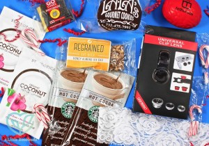 TetherBox December 2016 College Subscription Box Review