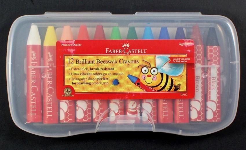 Faber Castel crayons
