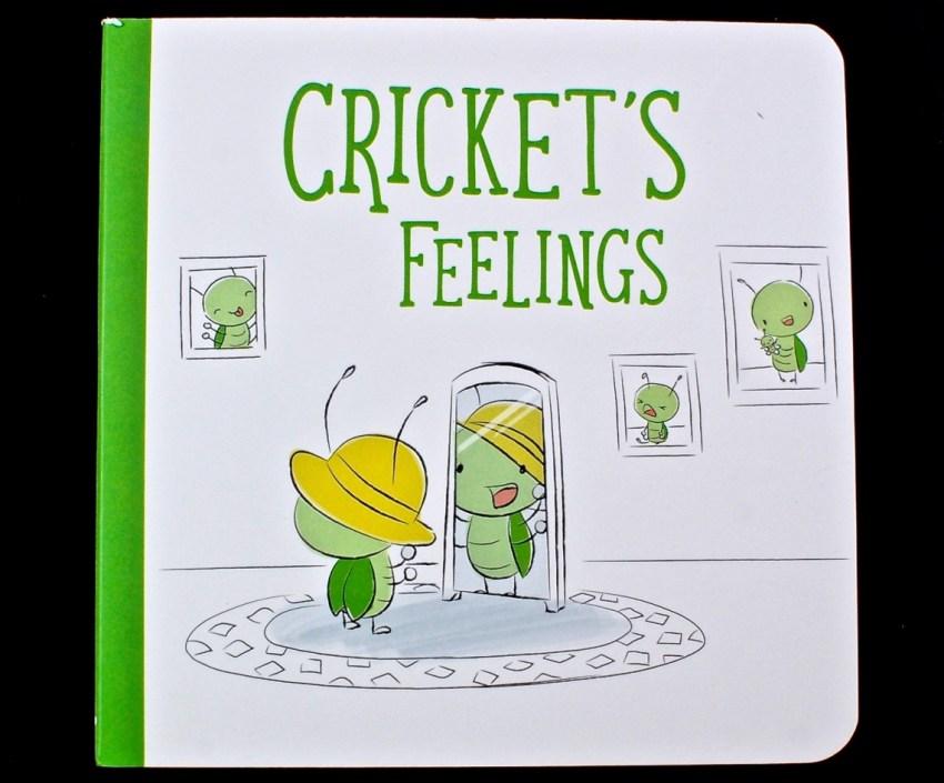 Cricket's Feelings book