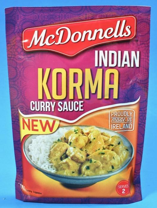 McDonnells Indian Korma