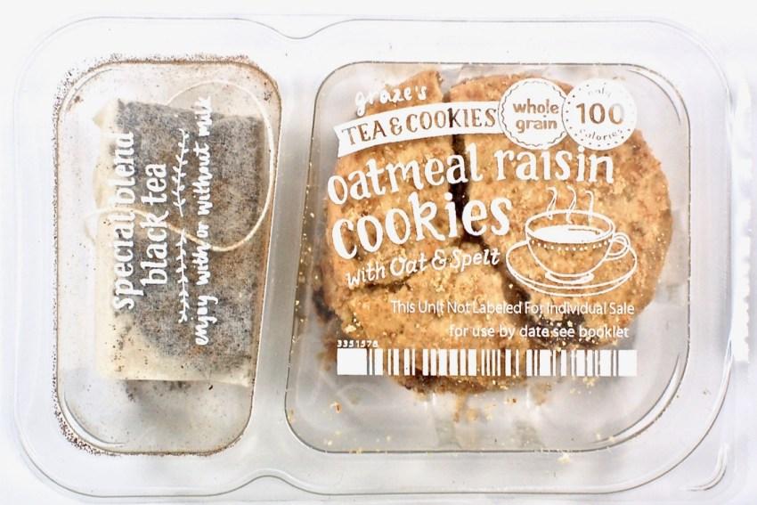 Oatmeal Raisin Cookies Graze