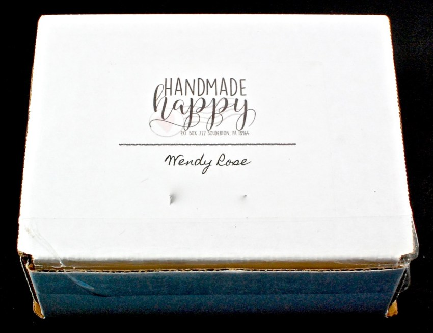 Handmade Happy Mail review