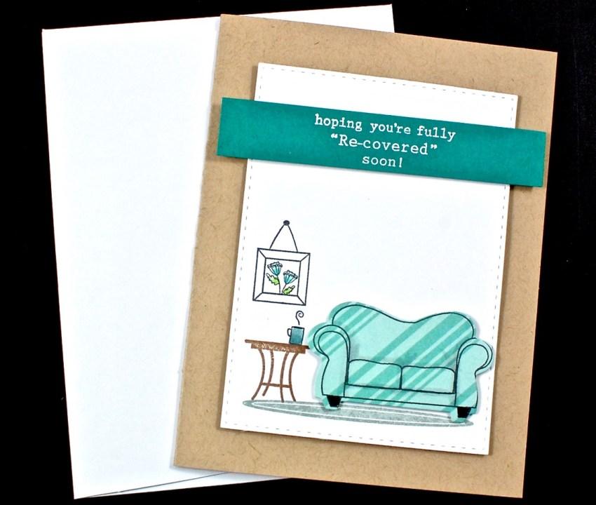 get well card handmade