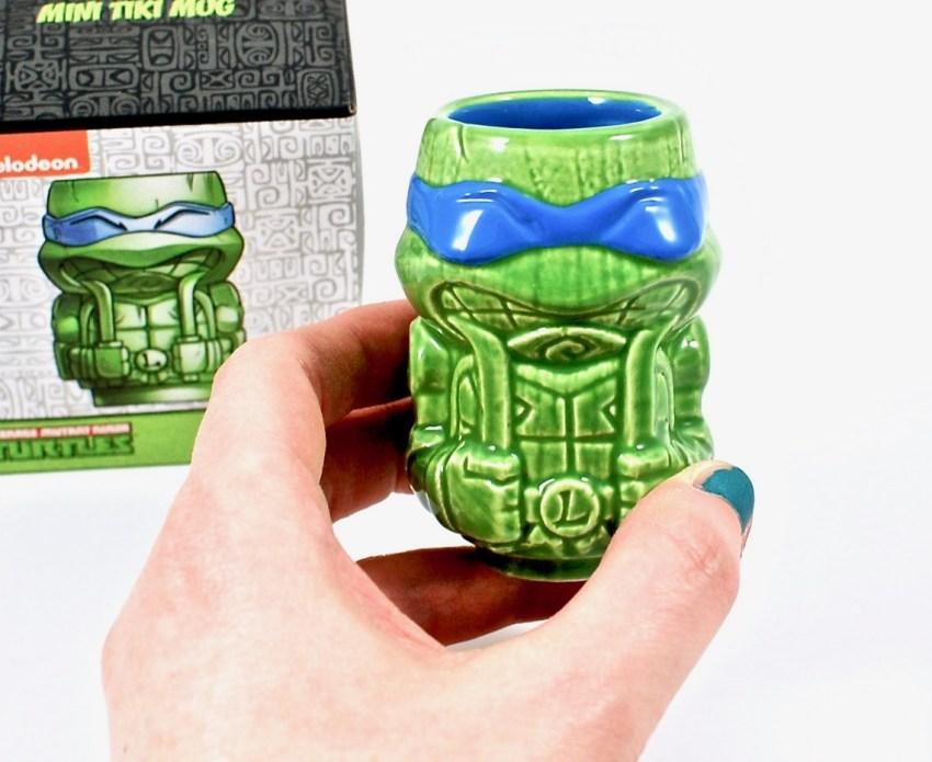 Loot Crate TMNT mug