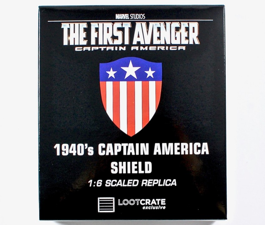 Captain American shield replica