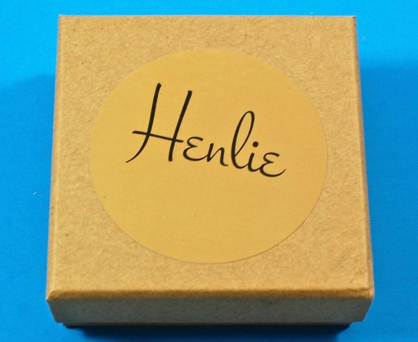 Henlie statement necklace
