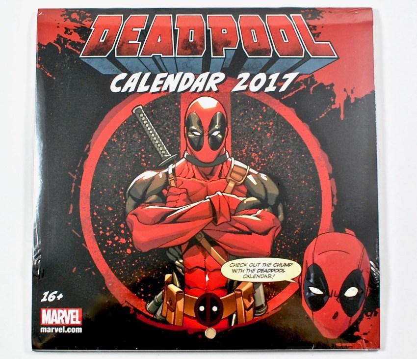 Deadpool calender