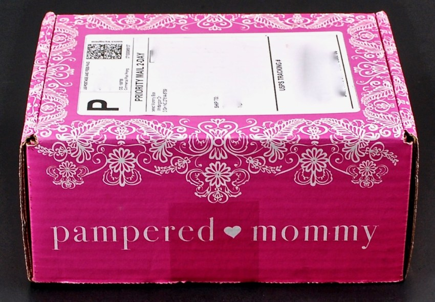 Pampered Mommy review