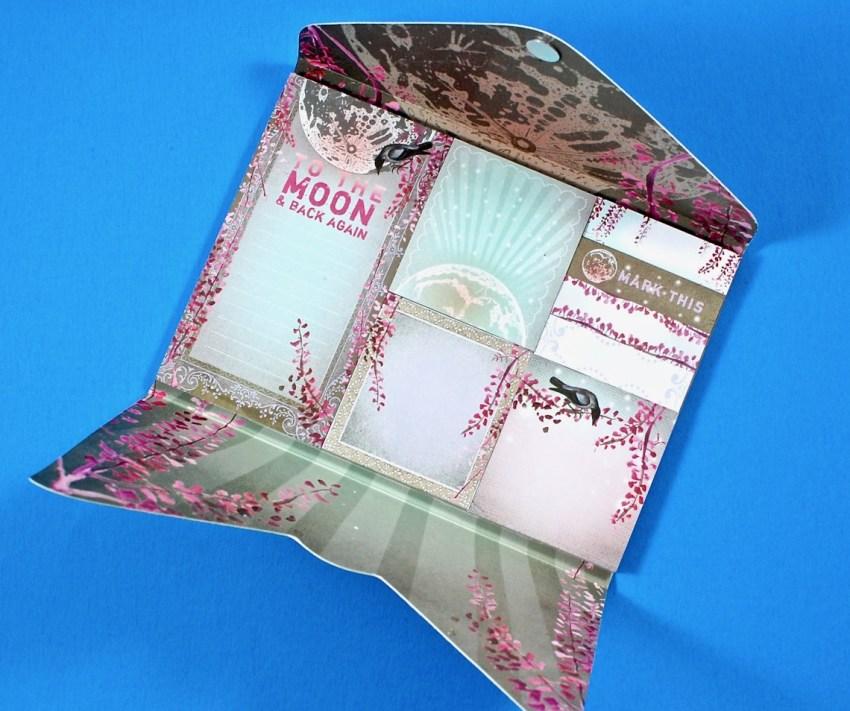 decorative sticky note set