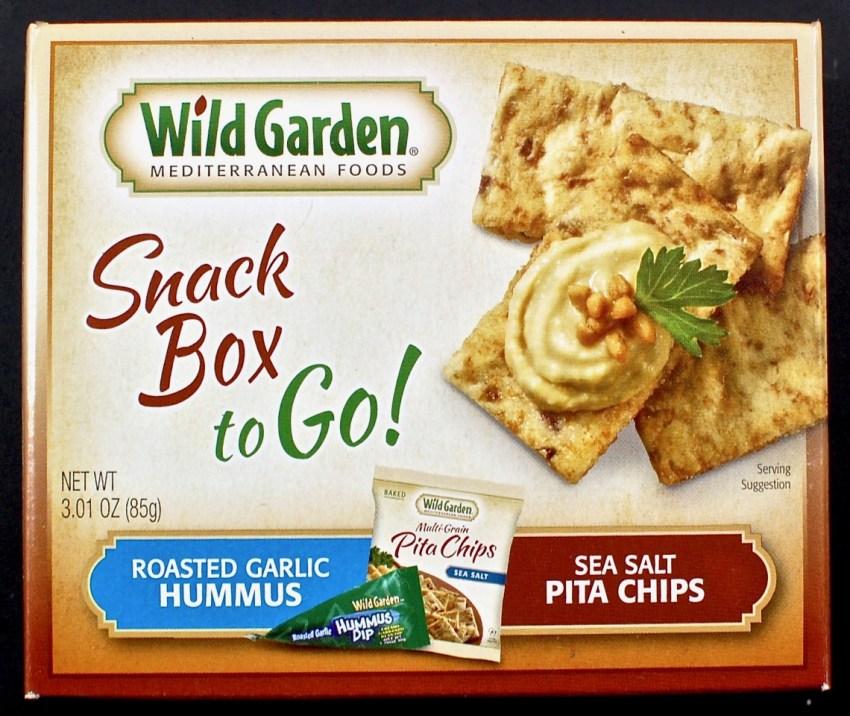 Wild Garden Hummus to go