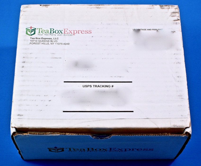 Tea Box Express box