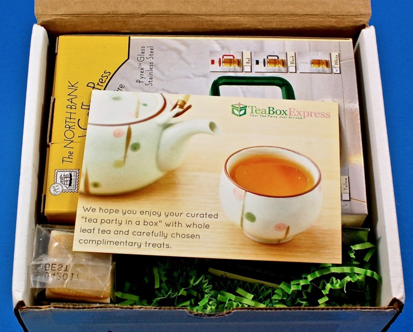 Tea Box Express review