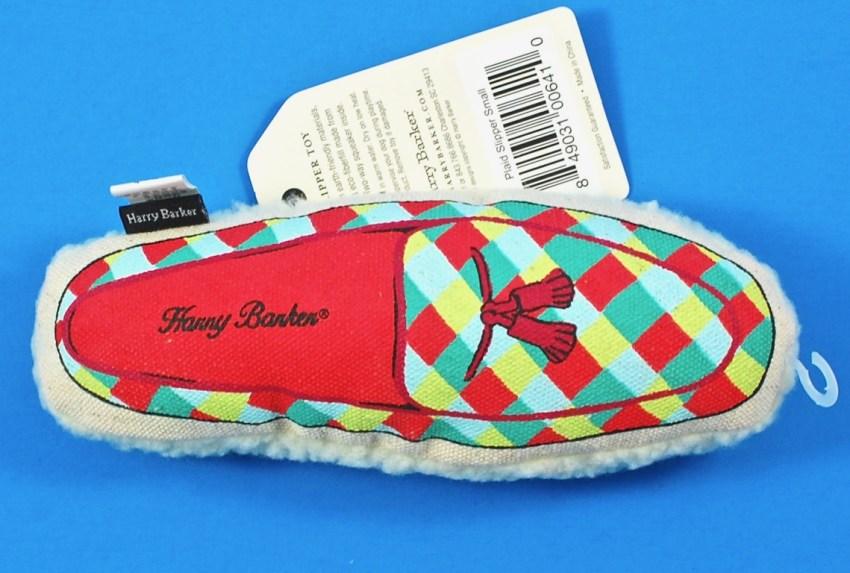 dog toy slipper