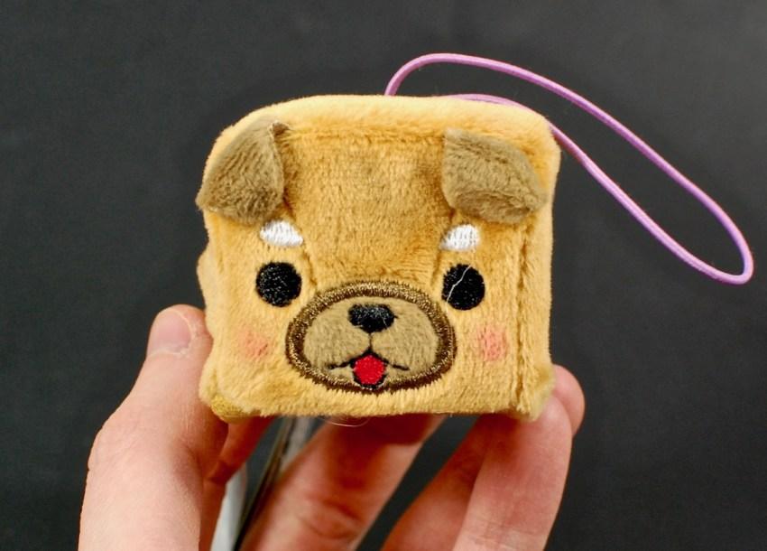 Mame Shiba Inu smartphone cleaner
