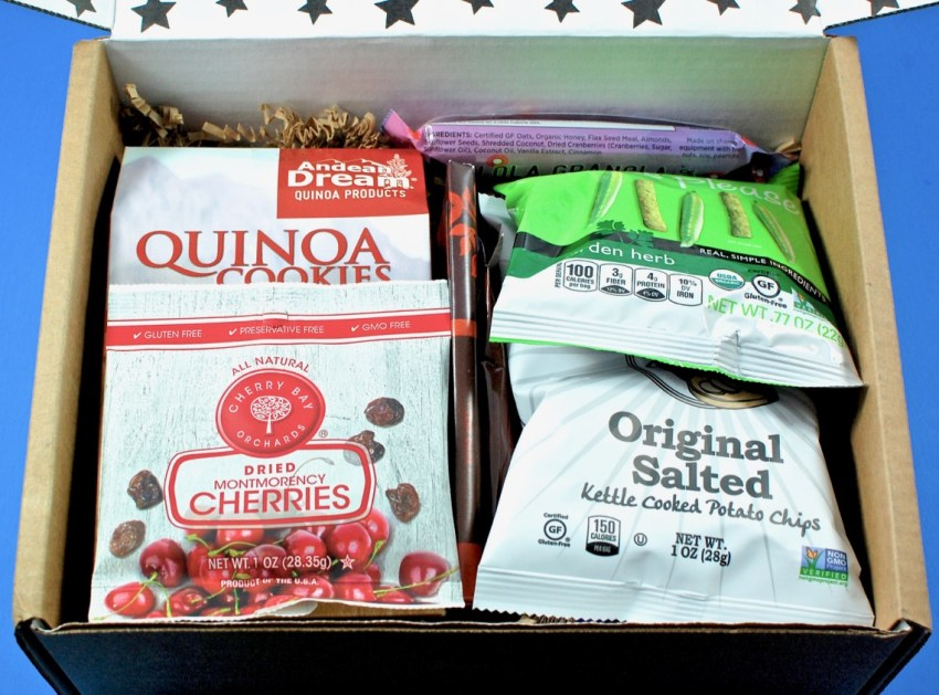 American Gluten Free box review