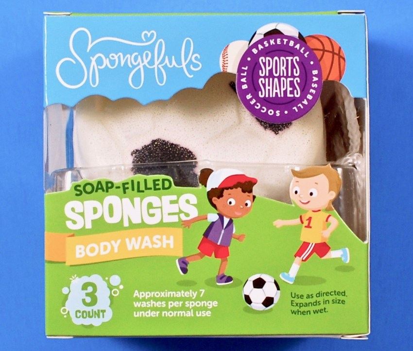 Spongfuls