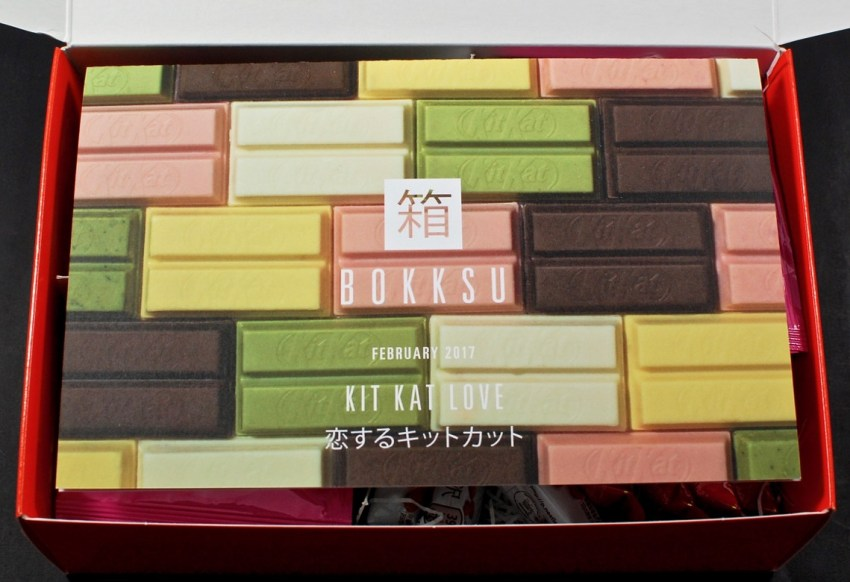 Bokksu Kit Kat review