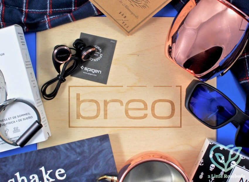 Breo Box Winter 2016 Subscription Box Review