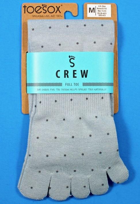 ToeSox casual socks