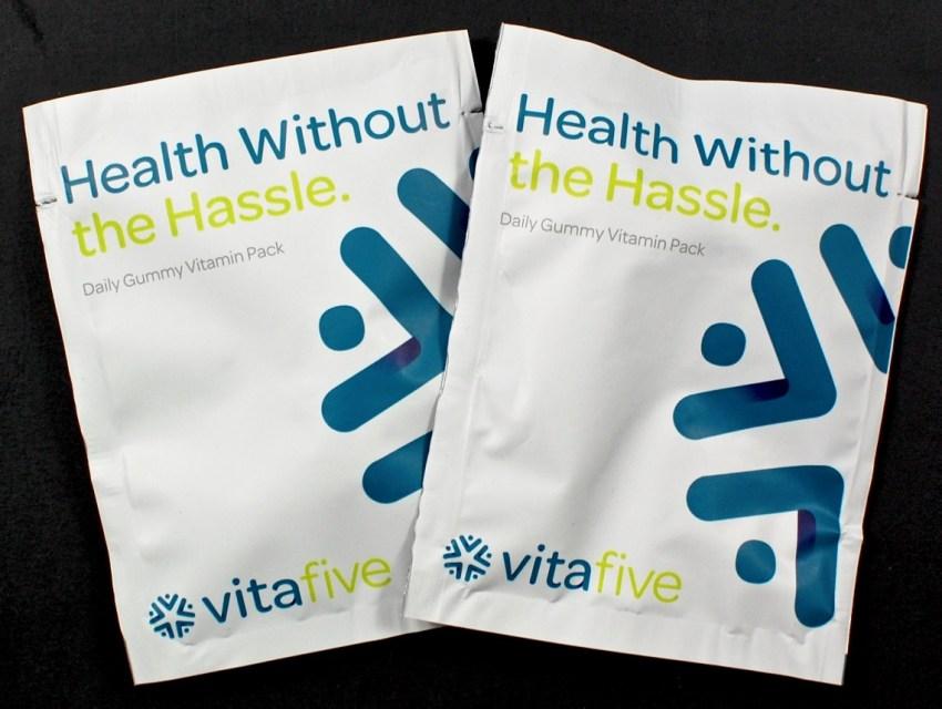 VitaFive vitamins