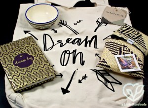 "GlobeIn Artisan Box February 2017 ""Dream"" Box Review & Coupon Code"