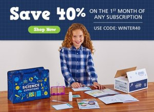 Little Passports Winter Sale – 40% Off First Month