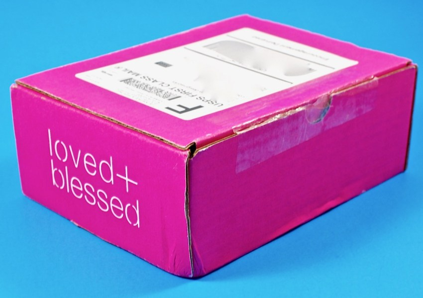 Loved + Blessed review