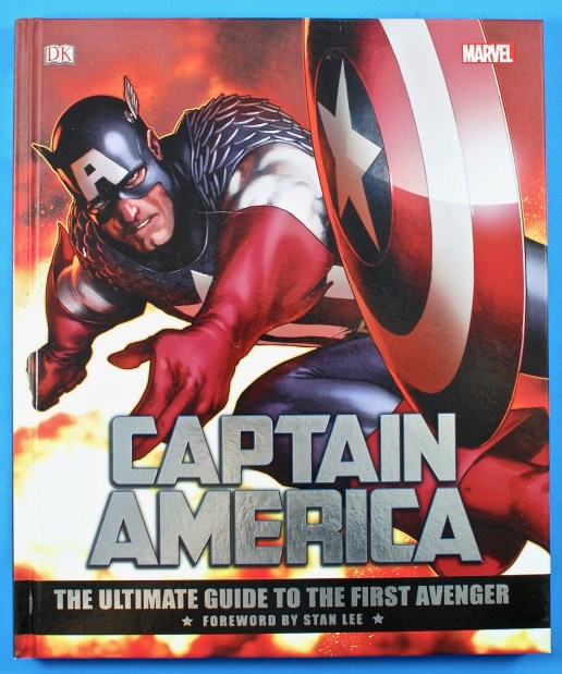 Captain America Ultimate Guide Book