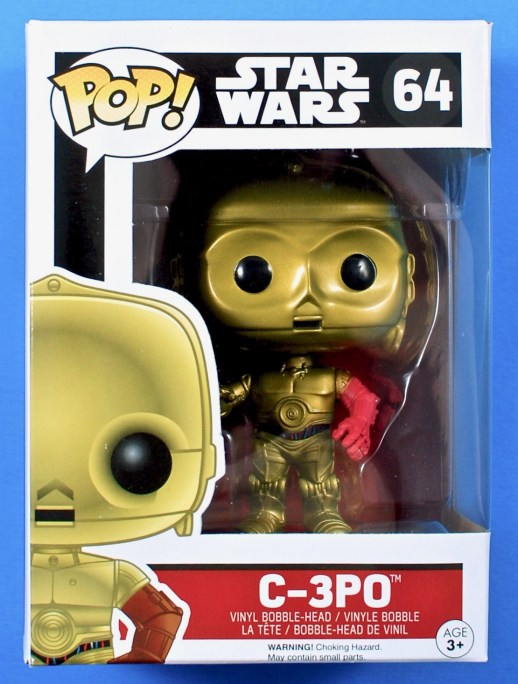 Star Wars Funko Pop C-3PO